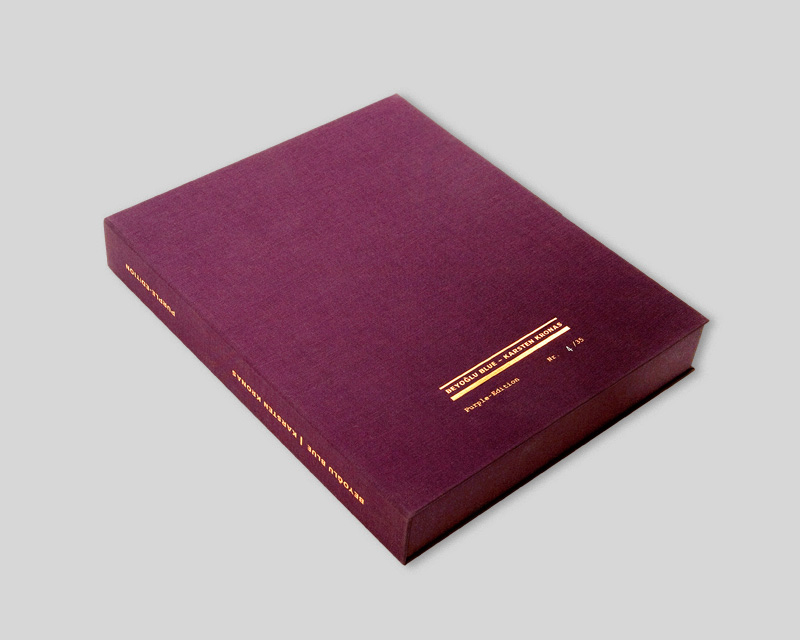 Beyoğlu Blue – Purple Edition — Karsten Kronas