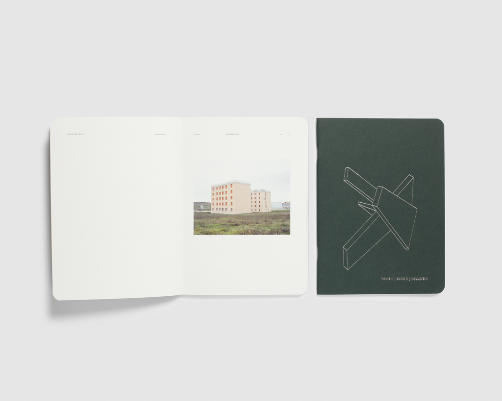 Dead Cities — Guillaume Greff