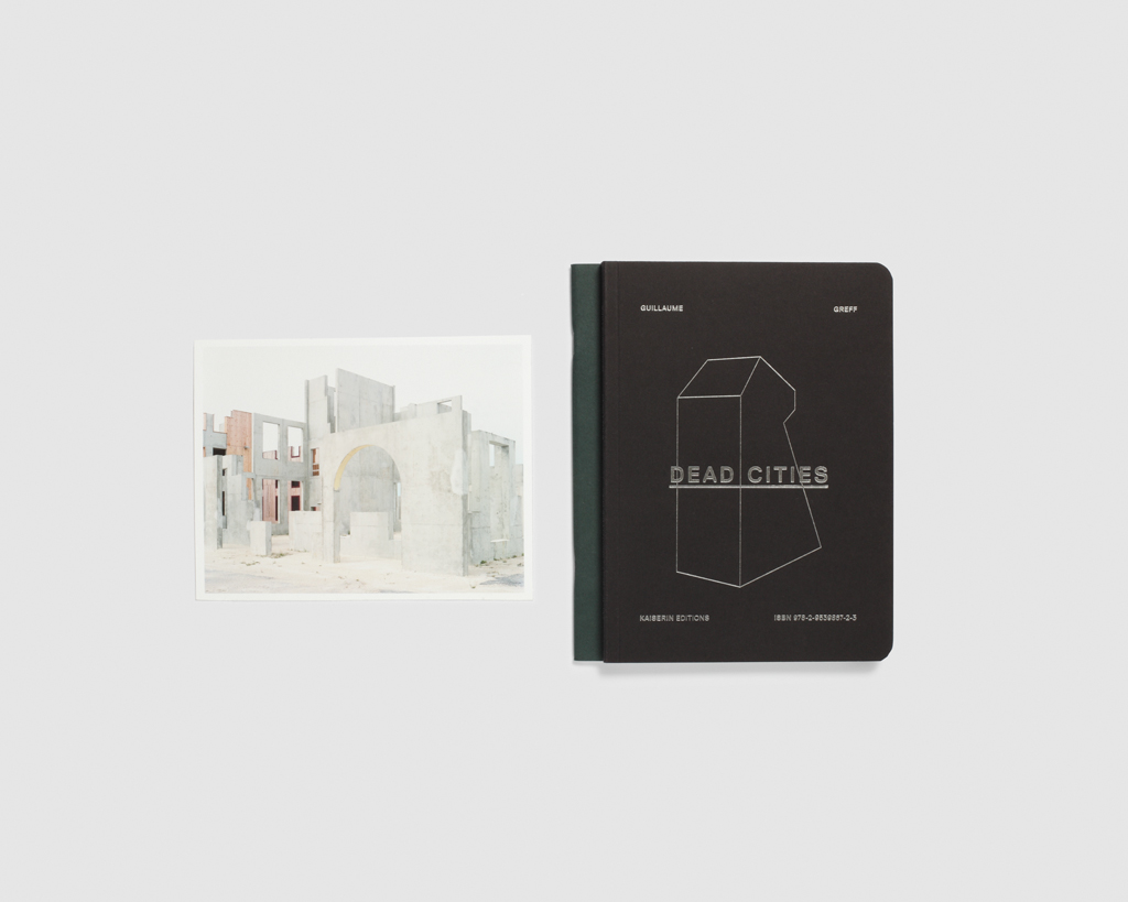Dead Cities - Collectors Edition — Guillaume Greff