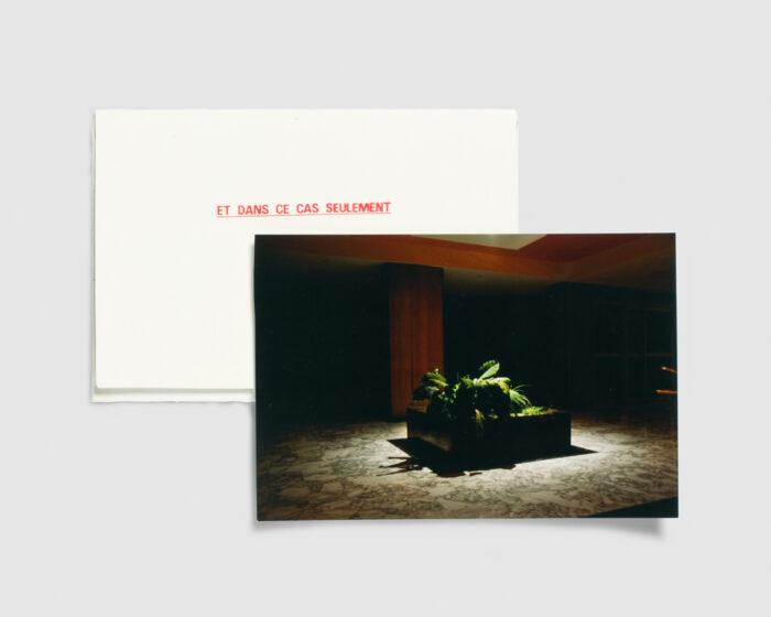Et dans ce cas seulement - Edition 2 — Marianne Hommersom
