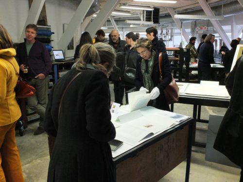 Print Art Fair, Frans Masereel Centrum, Kasterlee / Belgium