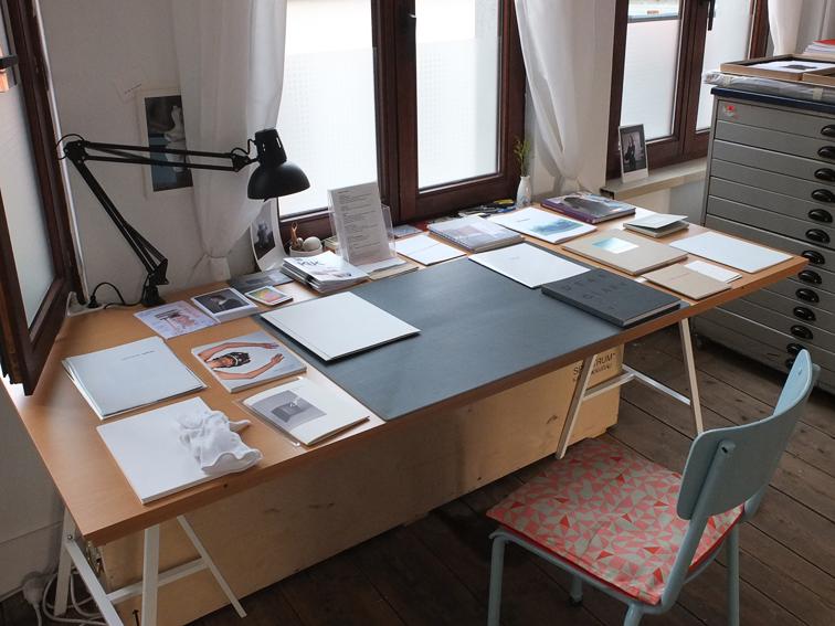 Open Studios 2014, Antwerp / Belgium