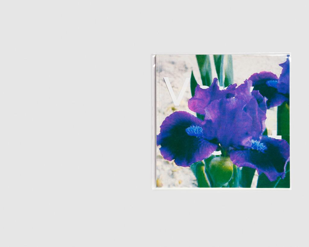 Stéphanie Lagarde — IRIS Number 3: Very violet
