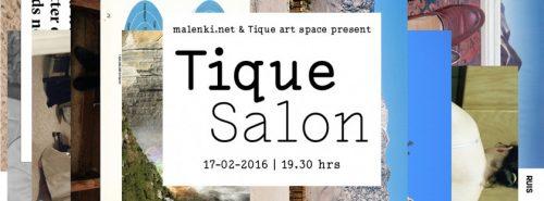 Tique Salon #2 - RUIS Antwerp