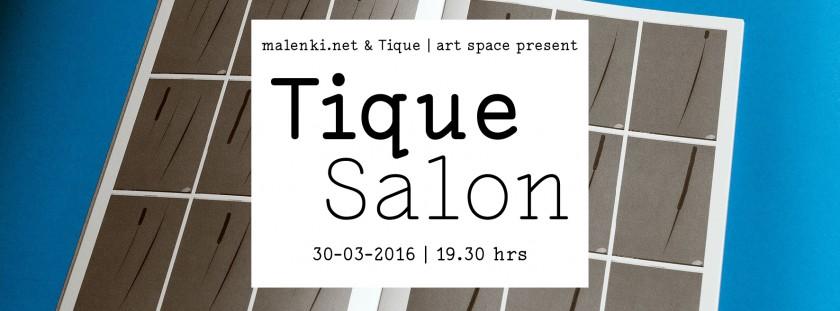 Tique Salon #3 La Houle