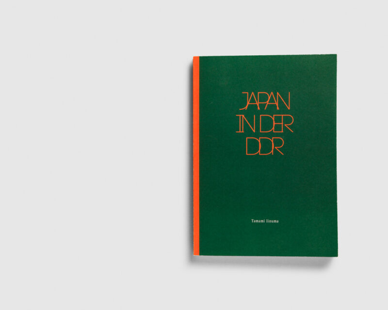 Japan in der DDR — Tamami Iinuma