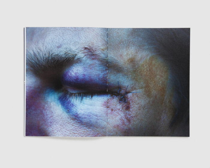 Seeing a rainbow (through a window that isn't there) — Dries Segers