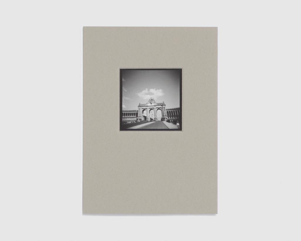 Leopold's Legacy - Edition - Cinquantenaire, Brussels — Oliver Leu