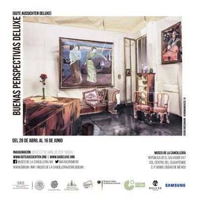 Gute Aussichten Deluxe at Museo de la Cancilleria
