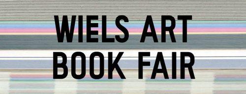 Wiels Art Book Fair 2017