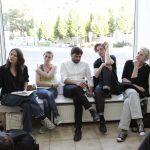 Maxwell Anderson, Bruno Ceschel, Anne Schwalbe and Laurence Vecten — kijk:papers 2011