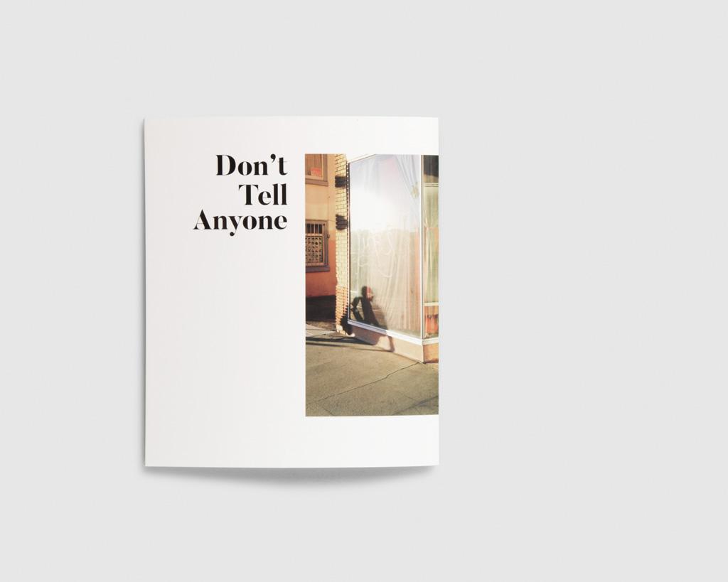Marc Bertel — Don't Tell Anyone I'm Here