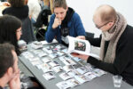 workshop on publishing: From idea to publication, session 1, Tique | art space, Antwerp / Belgium