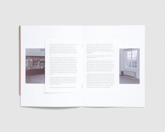 Errors and Residuals - a ritual — Sarah van Marcke