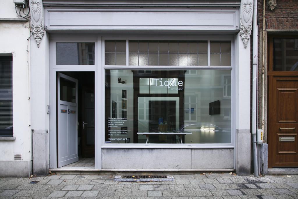 malenki.NET #1 at Tique art space, Antwerp 2019