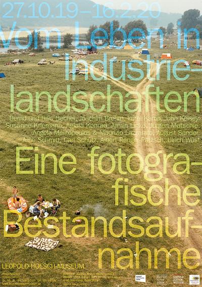 Industrielandschaften - Eine fotografische Bestandsaufnahme, Ausstellung im Leopold-Hoesch-Museum in Düren