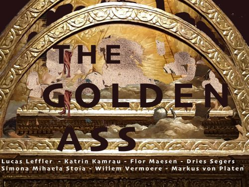 The Golden Ass in In De Ruimte, Ghent