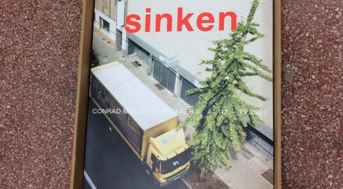 Conrad Müller, Sinken, Setareh X, Düsseldorf