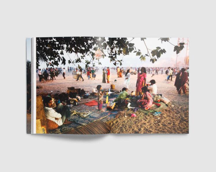 To Meena, Chowpatty, Beach, Mumbai, India — Helena Schätzle