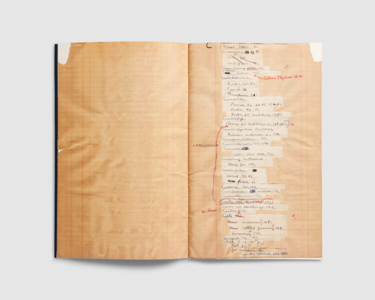 Index: A Land. Fragments from the Jacquetta Hawkes Archive — Kate Morrell