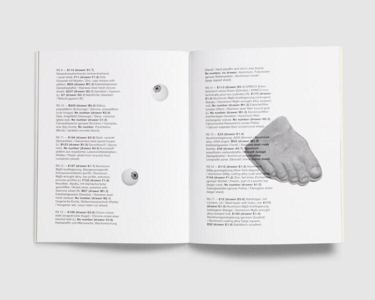 Residual Stacks — Kate Morrell