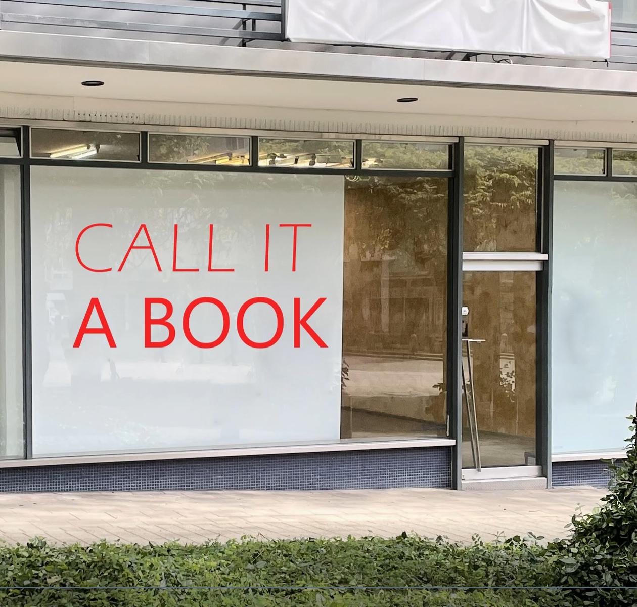Call it a book at KOP12, Essen